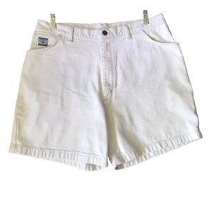 Vintage Wrangler For Woman High Rise Jean Shorts
